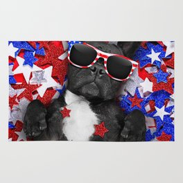 USA DOG Rug