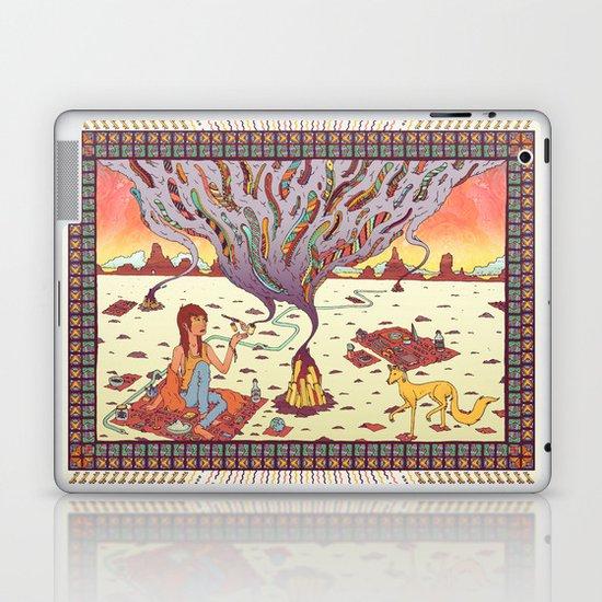 Intangible Quarter. Laptop & iPad Skin