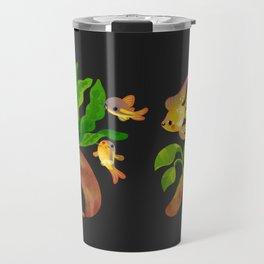 Fresh water fish and plants 2 Travel Mug