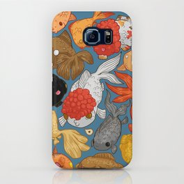 For The Love Of Goldfish iPhone Case