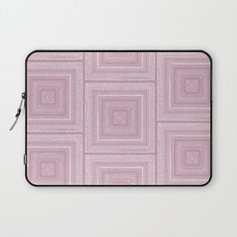 Dusty Rose Drawing Therapy Laptop Sleeve
