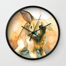 Bunny#18 Wall Clock