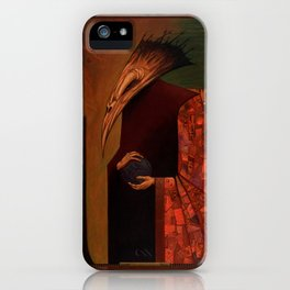 The Deathbird iPhone Case