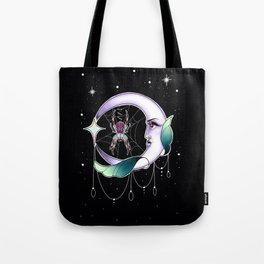 Moon Weaver Tote Bag