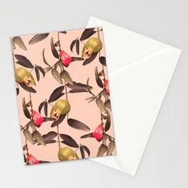 Pomegranate Vine Stationery Cards