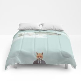 Foxed Comforters