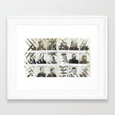 Mug Shreds Framed Art Print