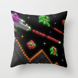 Inside Defender Throw Pillow