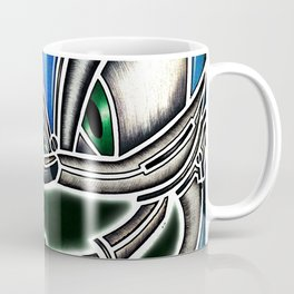 Blue Hedgehog Coffee Mug
