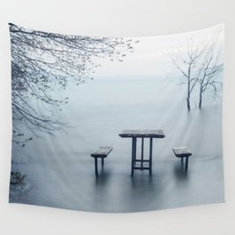 West Point, Sandbanks Wall Tapestry