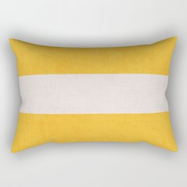 yellow classic Rectangular Pillow