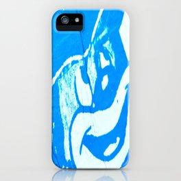 Blu iPhone Case
