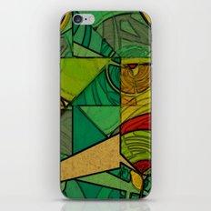 Tropical Farm iPhone & iPod Skin