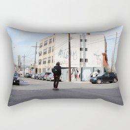Bushwick, NY Rectangular Pillow