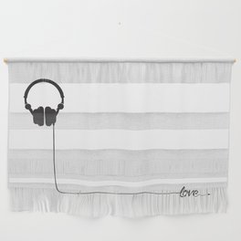 For the love of music 2.0 Wall Hanging