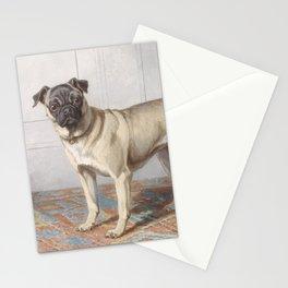 Conradijn Cunaeus, Portrait of the pug (1880-1895) Stationery Cards