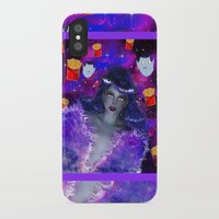 marceline iPhone & iPod Cases featuring Marceline by Sara Eshak