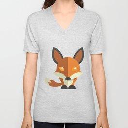 Mr. Foxy Unisex V-Neck