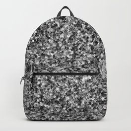 Gray Camouflage Backpack