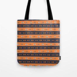 Haikyuu!! Karasuno Bows Tote Bag