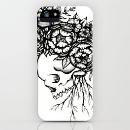 Florentes Mori iPhone Case