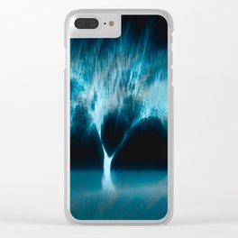 tree of Light Clear iPhone Case