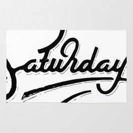 Saturday Rug