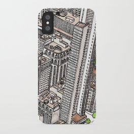 New York View iPhone Case