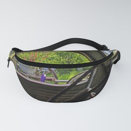 Window in Time Fanny Pack