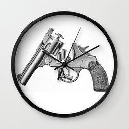 Revolver 3 Wall Clock