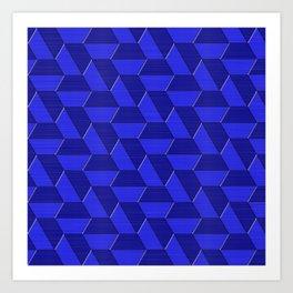 Geometrix LXXXIII Art Print
