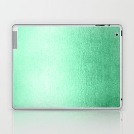 Mint Meringue Shimmer Laptop & iPad Skin
