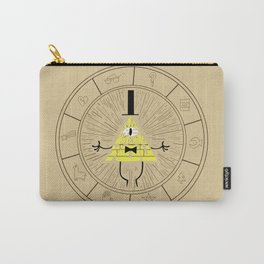 Bill Cipher summoning Carry-All Pouch