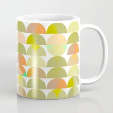 Geometric Juice Mug