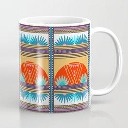 Multi Geometric Love Coffee Mug