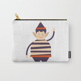 Santa's elf says HI Carry-All Pouch