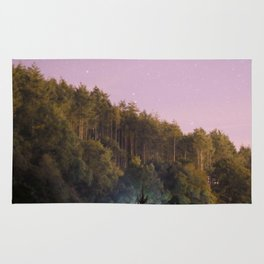 Daynight woodland activities Rug