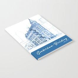 BluePrints | Gooderham Building - Toronto Notebook