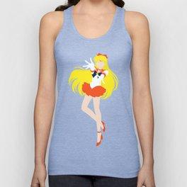 Sailor Venus (Orange) Unisex Tank Top