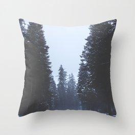 Frostbite Throw Pillow