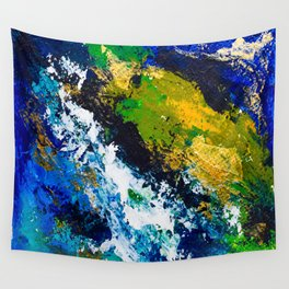 Planet Earth- 1 Wall Tapestry