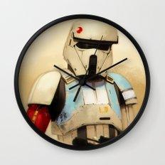 Shoretrooper Wall Clock