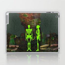 La Petite Mort, No. 4 Laptop & iPad Skin