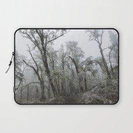 Fog and Ice Laptop Sleeve