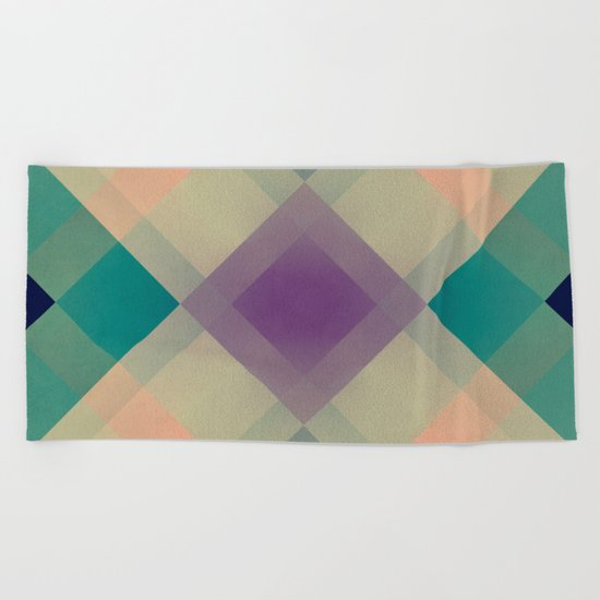 RAD XXXV Beach Towel