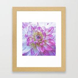 Suite Flower #1 Framed Art Print