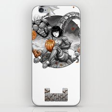 BounD: Halloween iPhone & iPod Skin