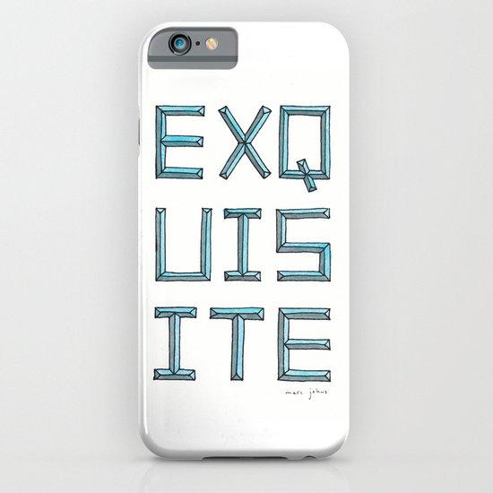 EXQUISITE iPhone & iPod Case