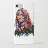jared leto iPhone & iPod Cases featuring Jared Leto by ururuty