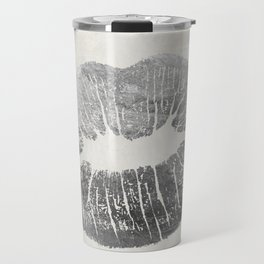 Hollywood Kiss Silver Travel Mug